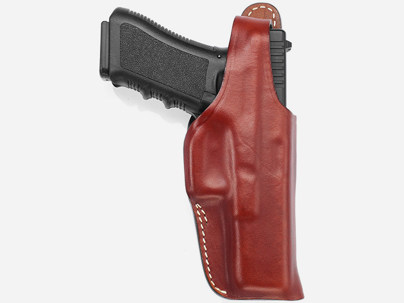 Belt Side Leather Holster